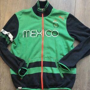 PUMA Mexico fotbol jacket